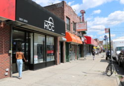 The HCC on Church Avenue, Brooklyn
